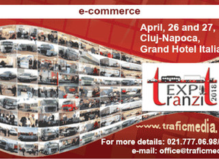 On the 26th and 27th of April the Romanian transport and logistics industry meet in Cluj-Napoca!