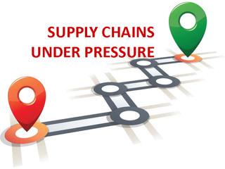 Supply chains under pressure - studiu de piață Mednet
