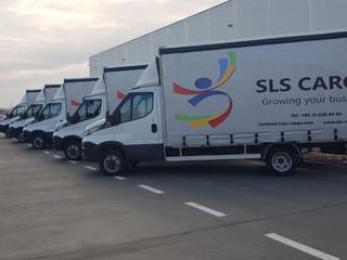 FAN Courier cumpără firma românească de transport şi logistică SLS CARGO