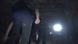 """Inside a Haunted Silver Mine for """"Real Haunts: Ghost Towns"""""""