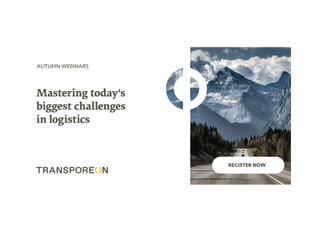 Mastering today's biggest challenges in logistics