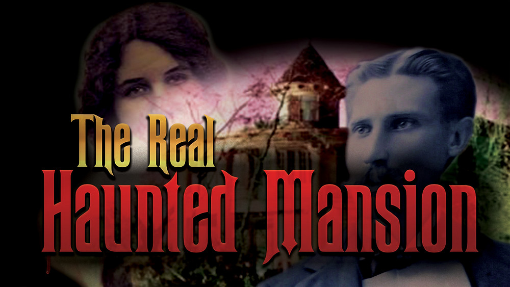 The Real Haunted Mansion on Comcast's XUMO