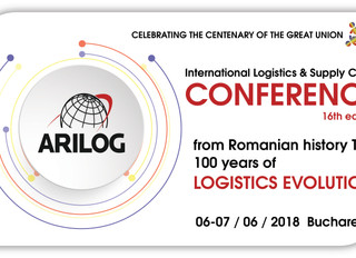 Celebrating the Great Union Centenary, ARILOG organizes the 16th Annual Conference of Logistics and