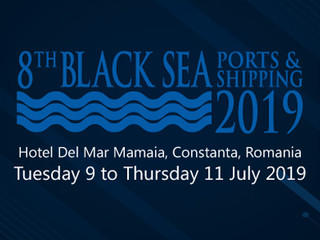 8th Black Sea Ports and Shipping 2019