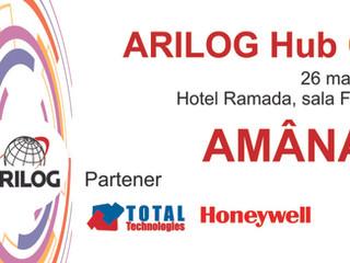 ARILOG Hub Cluj-Napoca - AMÂNAT