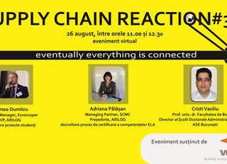 SUPPLY CHAIN REACTION #3