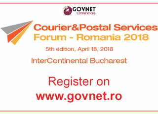 The fifth edition of the Romanian Courier and Postal Services Forum