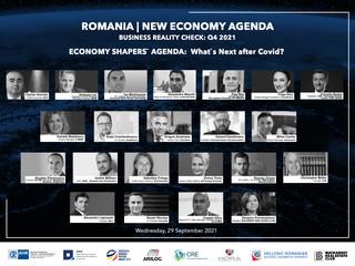 ROMANIA   NEW ECONOMY AGENDA