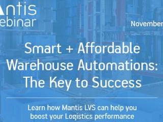 Automatizări inteligente și accesibile pentru depozite