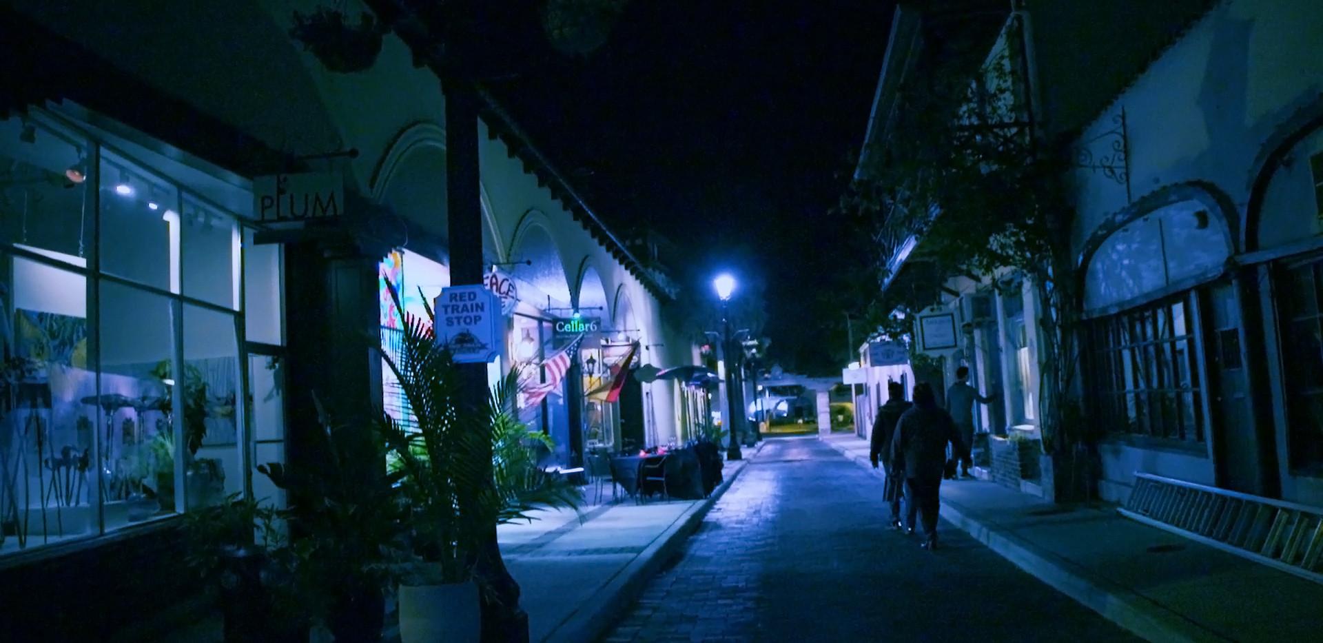 Evil Beneath the Oldest Street in America