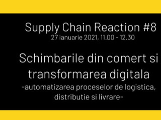 Supply Chain Reaction #8