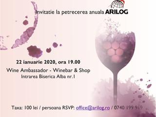 Petrecerea anuala ARILOG