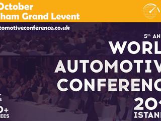 ARILOG este partener media al evenimentului World Automotive Conference , a 5-a editie - WAC2018 car