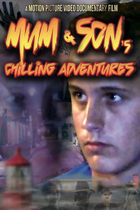 Mum and Son's Chilling Adventures, Documentary, Motion Picture Video, Brett Gerking, Gina Watson, Prime Video, Tubi, Poster