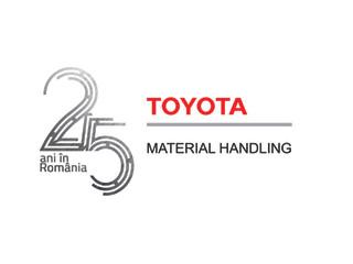 Toyota Material Handling România aniversează 25 de ani de activitate