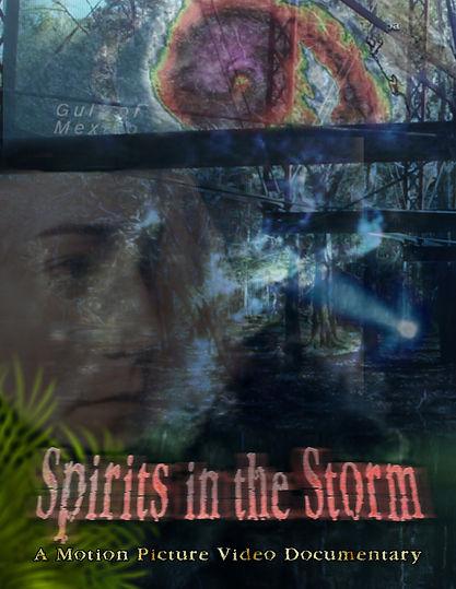 Spirits in the Storm, documentary, film, Hurrcane Michael, Florida, ghost stoy, haunts, real haunts, Bellamy Bridge