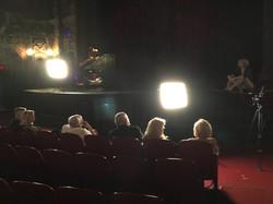 Haunted Tampa Theatre Shoot