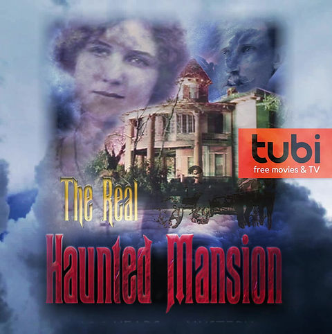 The Real Haunted Mansion, trailer, tubi, documentary, haunted house, marianna, Florida, Russ House, ECPC