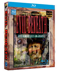 Evil Beneath, Blu ray, Amazon, Film, Documentary, St. Augustine, Florida