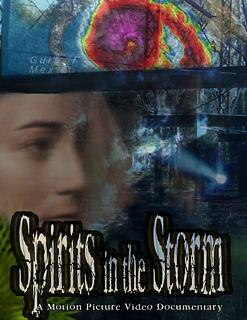 Spirits in the Storm Poster, Documentary, Film, Bellamy Bridge, Brett Gerking, Motion Picture Video