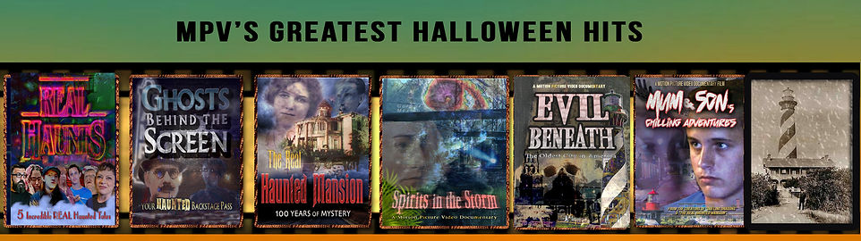 MPV's Greatest Halloween Hits, Motion Picture Video, Halloween