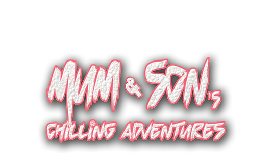 Mum and Son's Chilling Adventures, .png, logo, film