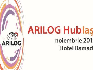 ARILOG Hub Iasi - 19 noiembrie 2019