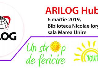 ARILOG Hub Junior | 6 martie | Ploiești