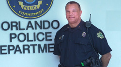 OPD Officer Marty McClain