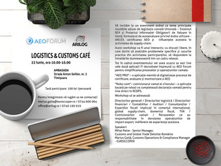Logistics & Customs Café