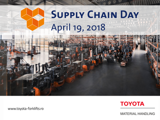 Supply Chain Day @Toyota Material Handling Romania