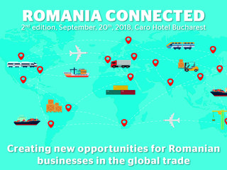 ROMANIA CONNECTED – multimodal transport connects Romanian businesses with global markets
