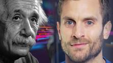 Bart Briggs and Albert Einstein