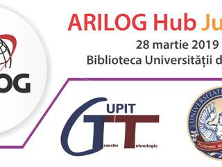 ARILOG Hub Junior | 28 martie | Pitești
