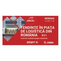 Invitație webinar: lansare raport Tendințe în piața de logistică
