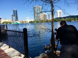 Lake Eola Orlando, Florida Shoot