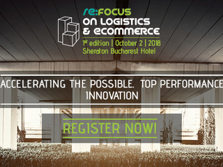 Re:Focus on Logistics & eCommerce | Accelerating the possible. Top Performance. Innovation