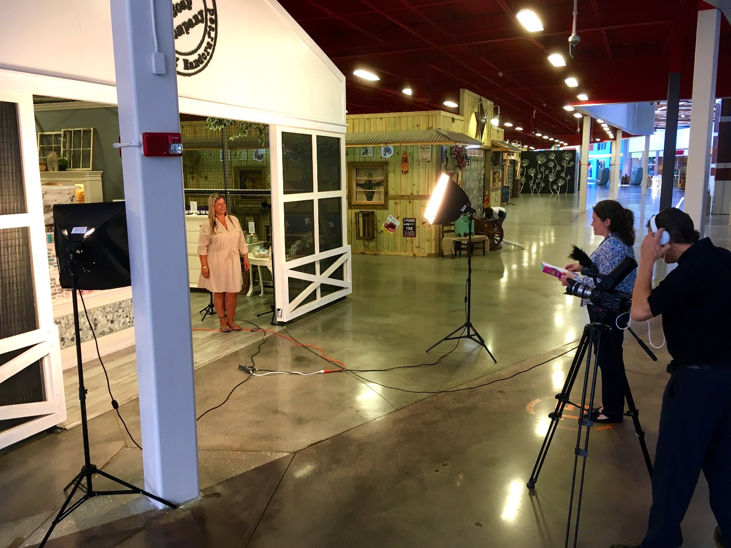 Florida Soap Company Doc Shoot