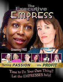 The Executive Empress, Documentary, Film, Amazon Prime Video, Entrepreneur, Women