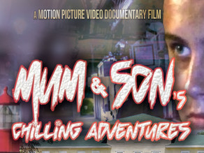 Mum and Son's Chilling Adventures premieres on Prime Video!