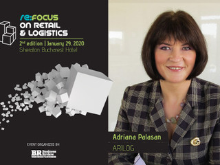 re:FOCUS on Retail & Logistics - 29 ianuarie 2020