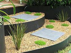 FormBoss ™ Steel Garden Edging Ideas
