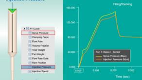 사출 성형 시뮬레이션에서의 3차원 배럴 압축 효과 고려