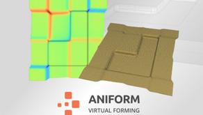 AniForm 복합 재료 분석이 통합된 Moldex3D RTM시뮬레이션, 섬유 배향 예측을 더 정확하게