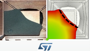STMicroelectronics, Moldex3D로 IC패키징 공정 최적화 성공