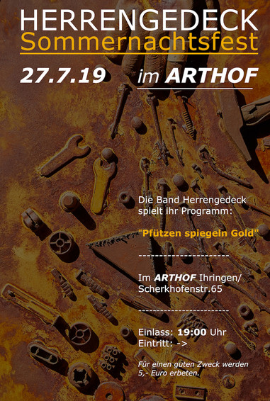 Herrengedeck Arthof