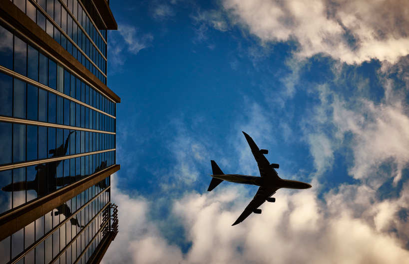 Flying High: Patents in the Aerospace Industry