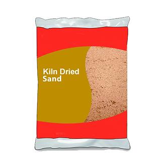 25kg Kiln Dried Sand