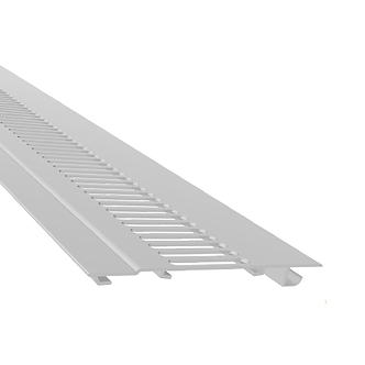 Vented Euro Soffit Board