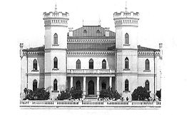 Шарівка, шарівський палац